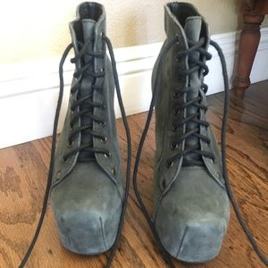 Jeffrey Campbell Lita Ankle Boot